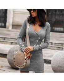 Obleka - koda 4516 - siva