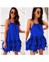 Obleka - koda 451 - modra