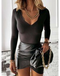 Bluza - koda 4086 - črna