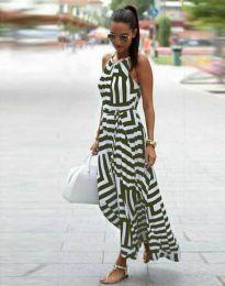 Obleka - koda 2903 - 2 - večbarvna