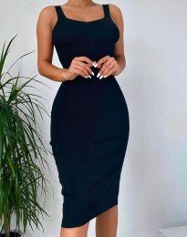 Obleka - koda 10122 - črna
