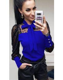 Bluza - koda 7262 - modra