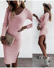 Obleka - koda 884 - roza