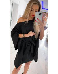 Obleka - koda 2315 - črna