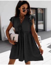 Obleka - koda 2093 - črna