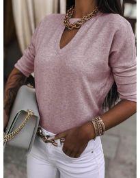 Bluza - koda 8059 - roza
