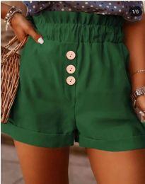 Kratke hlače - koda 9383 - olivna