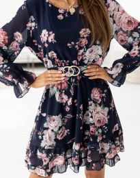 Obleka - koda 0946 - večbarvna