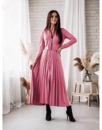 Obleka - koda 1544 - roza