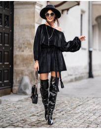 Obleka - koda 324 - črna