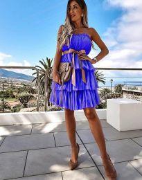 Obleka - koda 3065 - modra