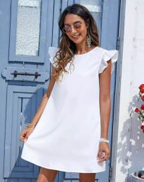 Obleka - koda 6261 - bela
