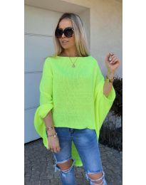 Bluza - koda 937 - neonsko zelena