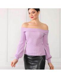 Bluza - koda 0247 - vijolična