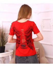 Majica - koda 3567 - rdeča