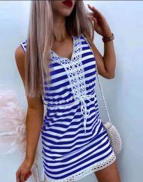 Obleka - koda 20100 - modra