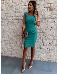 Obleka - koda 1104 - zelena