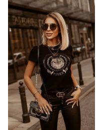 Majica - koda 2126 - črna