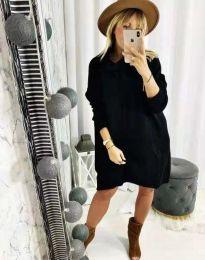 Obleka - koda 2933 - črna