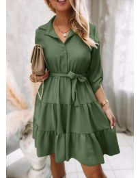 Obleka - koda 6970 - zelena