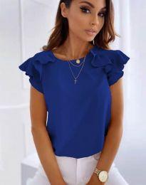Bluza - koda 3299 - temno modra
