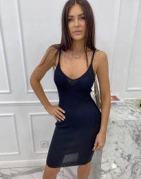 Obleka - koda 4476 - temno modra