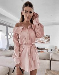 Obleka - koda 1457 - roza