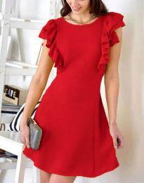 Obleka - koda 7111 - rdeča