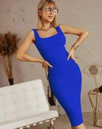 Obleka - koda 5965 - modra
