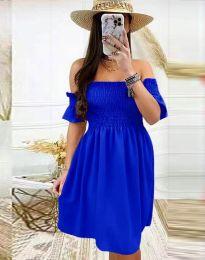 Obleka - koda 1409 - temno modra
