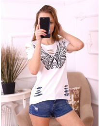 Majica - koda 3567 - bela