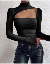 Bluza - koda 4145 - črna