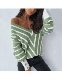 Bluza - koda 6311 - zelena