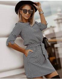 Obleka - koda 3060 - 1 - večbarvna