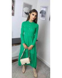 Obleka - koda 185 - zelena