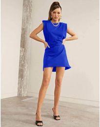 Obleka - koda 625 - modrá