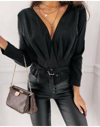 Bluza - koda 5525 - črna
