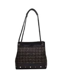 Дамска чанта - код B68 - 3 - черна