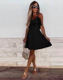Obleka - koda 2739 - črna