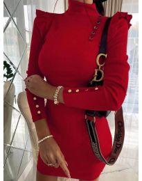 Obleka - koda 8484 - rdeča