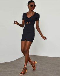 Obleka - koda 1294 - črna