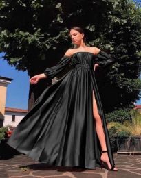 Obleka - koda 1879 - črna