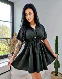 Obleka - koda 8889 - črna