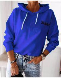 Bluza - koda 4400 - modra