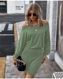 Obleka - koda 4447 - zelena
