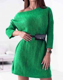 Obleka - koda 5142 - zelena