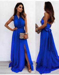 Obleka - koda 2011 - temno modra