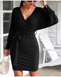 Obleka - koda 1197 - črna