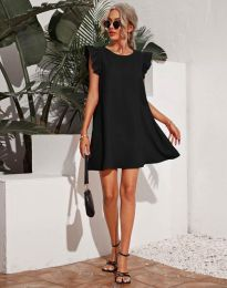 Obleka - koda 6261 - črna