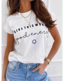 Majica - koda 933 - bela